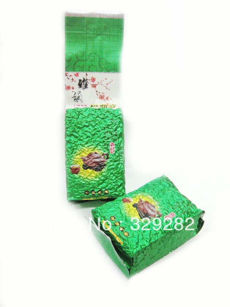 Premium organic Anxi Tie Guan Yin Tea Chinese Oolong Tea Green Tea 100g in nice vacuum
