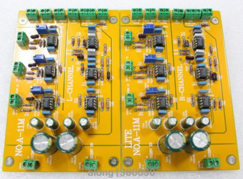 Haoli sep-store LITE Audio A11M transistor preamlifier board (Base on MBL 6011) L155-48(China (Mainland))