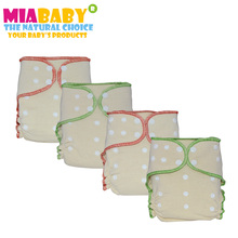 Buy Miababy (3pce/lot) OS hemp fitted diaper heavy wetter baby, natural hemp material, AIO hemp diaper, fit babies 3-15kgs for $33.75 in AliExpress store
