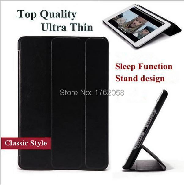 Ultra Slim Smart Leather Case Cover Ipad Mini & 2 /3 Sleep Stand Function - Green Lake Electronics Co., Ltd. store