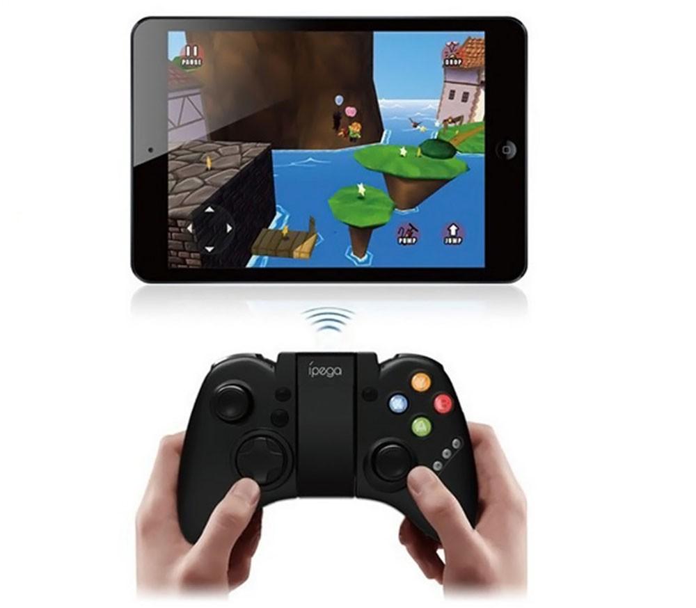 image for Wireless Bluetooth V3.0 Gamepad Fashion Style Design Multimedia Game C