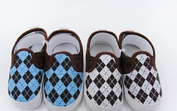 Free Shipping Cool boy Baby Shoes Rhombus pattern Infant Shoes for 0-12 month  Baby Footwear Antislide Kids Shoes