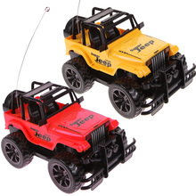 Cool 1:24 Drift Speed Radio Remote control RC Jeep Off-road vehicle Car kids Toy For Children Christmas New Year Gift(China (Mainland))