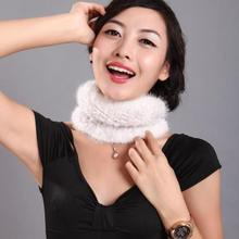 The 2014 winter new imported mink fur scarf scarf shawl collar elastic dual-purpose women's hair band cap(China (Mainland))