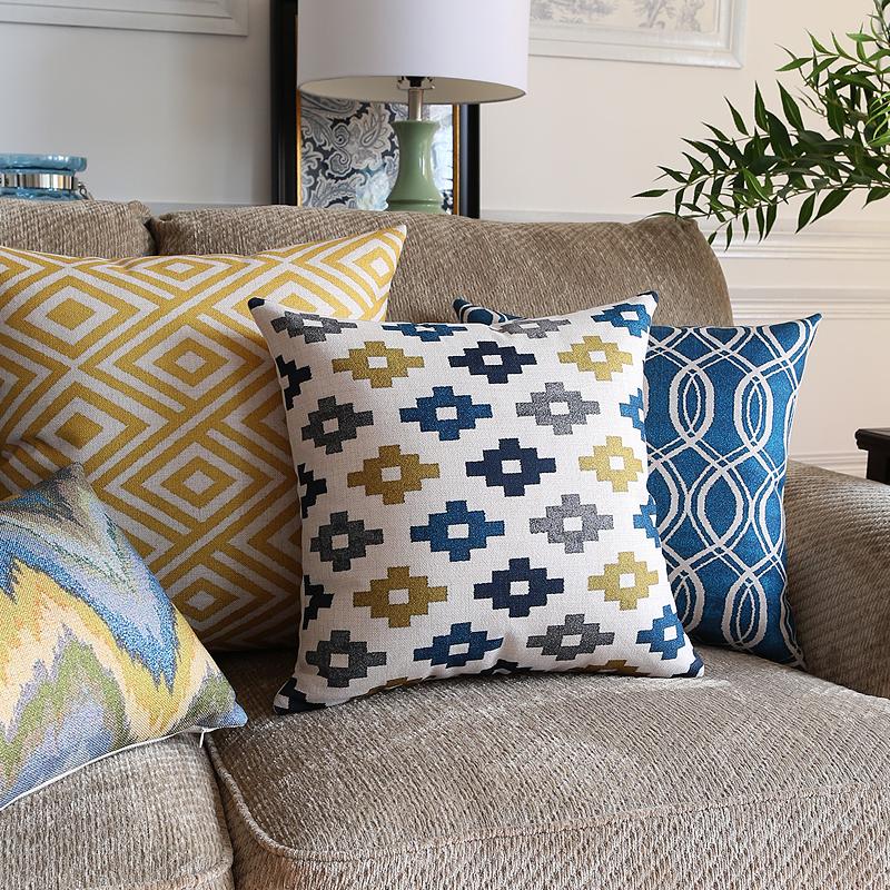 blau gelb kissen werbeaktion shop f r werbeaktion blau gelb kissen bei. Black Bedroom Furniture Sets. Home Design Ideas