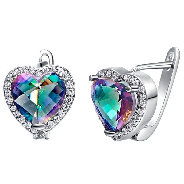 Серьги-гвоздики R765 Multicolor Earrings tp760 765 hz d7 0 1221a