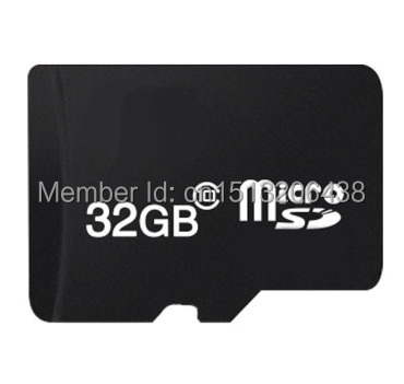 TF Card 1GB 2GB 4GB 8GB 16GB 32GB Class 10 microsd 32gb TF Memory card Real Capacity Guaranteed Free Shipping(China (Mainland))