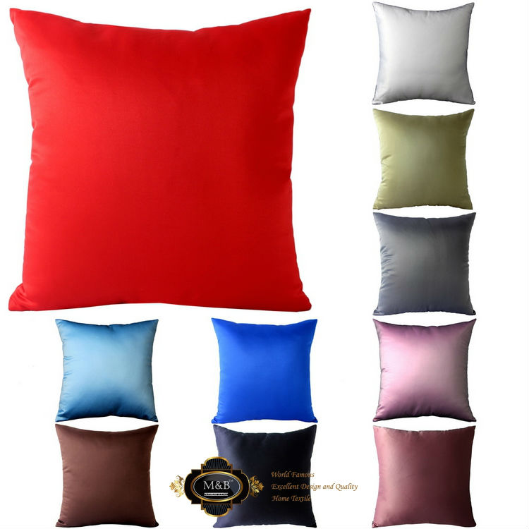 45x45cm Wedding decoration pillow thickening red pillowcase/cushion cover/pillow cover/cushion case/home/sofa decoration/textile(China (Mainland))