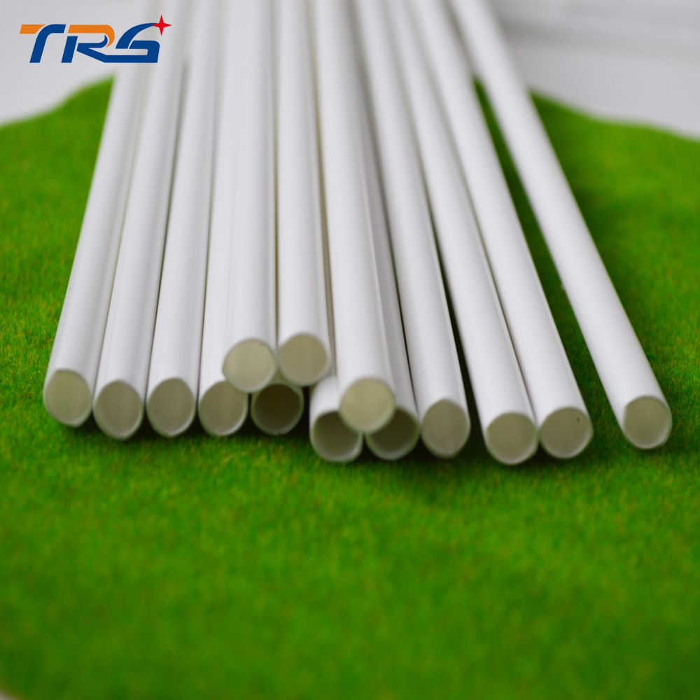 Sand table Diy handmade construction ABS Round pipe tube 6mm dia ,ABS circular plastic tube, model-making(China (Mainland))