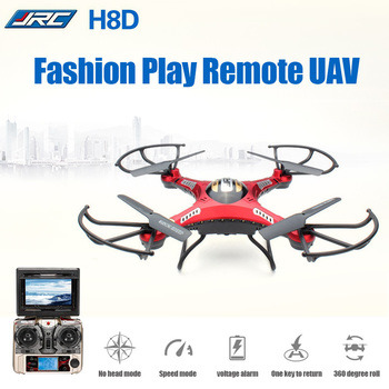2016 Hot Sele JJRC H8D 2.4GHz 4CH Headless Mode 5.8G FPV RC Quadcopter Drone with 2MP Camera RTF Remote Control Helicopter(China (Mainland))
