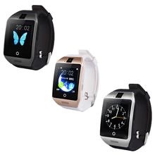 2016 новая bluetooth-смарт часы водонепроницаемые Apro Smartwatch поддержка NFC SIM карты 1.3 м камеры для Iphone за Samsung Android телефон