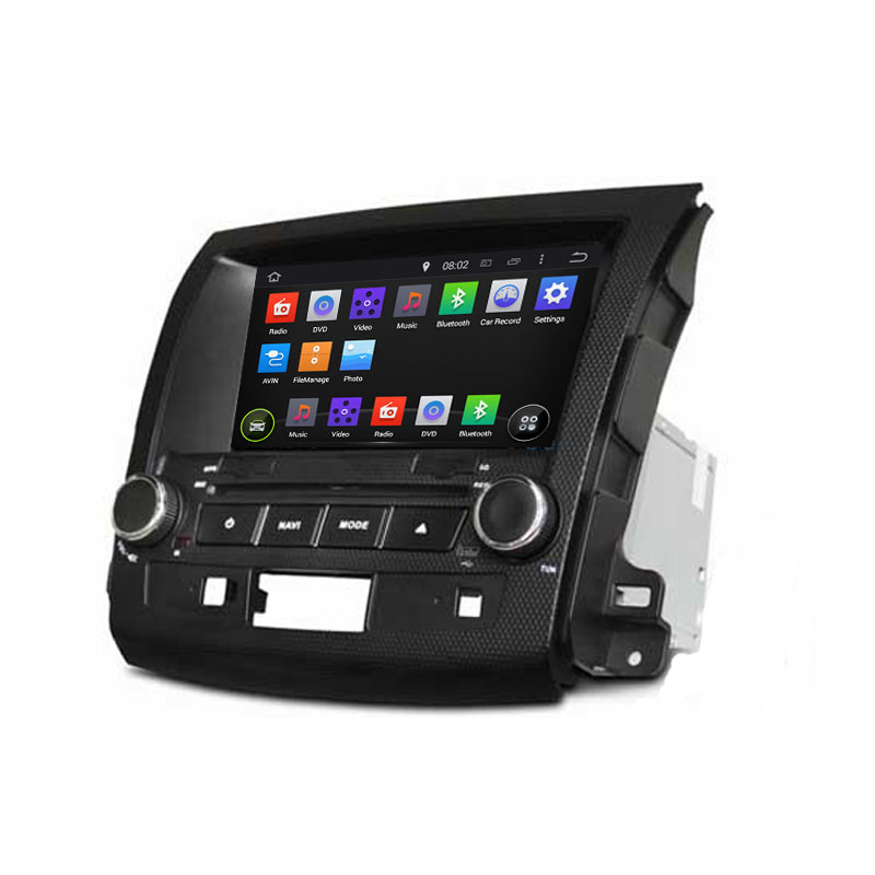 ROM 16G 1024*600 Quad Core Android 4.4.4 Fit MITSUBISHI PAJERO V97 2006 to 2011 2012 2013 2014 2015 Car DVD Player GPS 3G Radio<br><br>Aliexpress