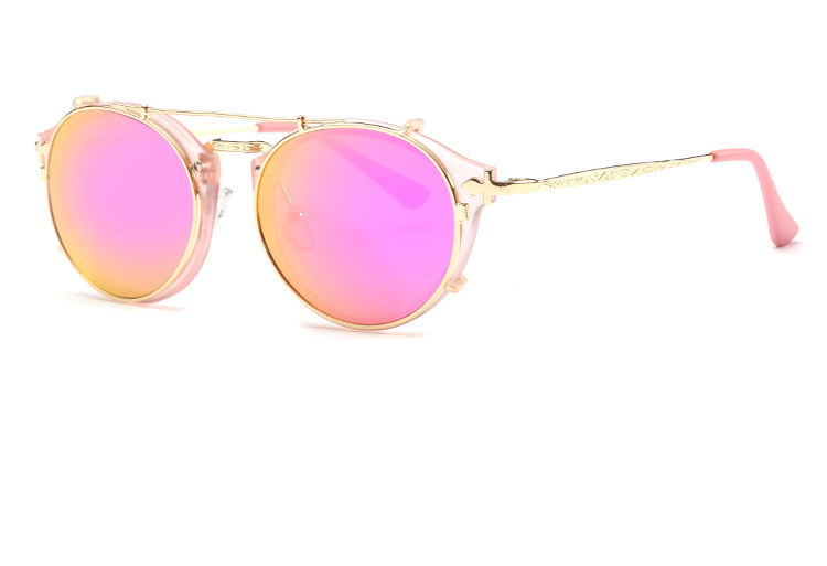 Newest Luxury Vintage Metal Frame Sunglasses Women Brand New Designer Pilot Glasses Fashion Men Classic Eyewear Oculos de sol(China (Mainland))