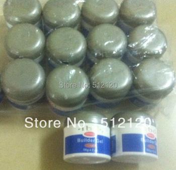 free shipping 16pcs/lot wholesale Acrylic Nail Art UV Gel nail saloon profesional nail art IBD Builder Gel 2oz / 56g 3 color