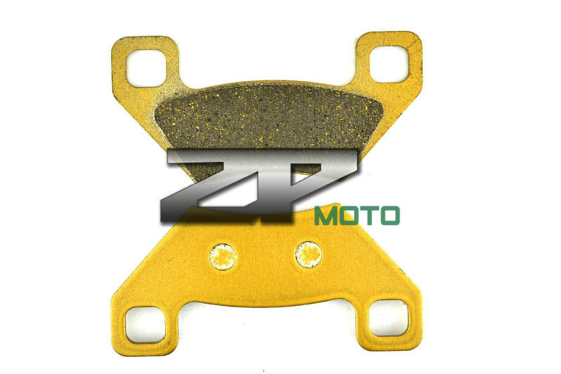 For ARCTIC CAT ATV 700 Super Duty Diesel 2010-2011 550 TRV 2011 550 HI EFi LE 09-10 Front & Rear Brake Pads OEM New High Quality(China (Mainland))