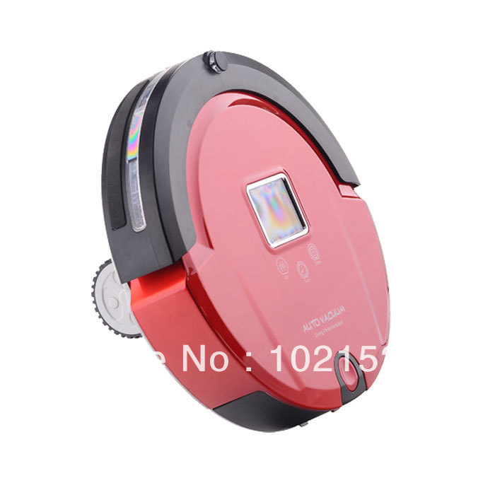Automatic Intelligent Robot Vacuum Cleaner For Home A320 Robot Home Appliance Floor Machine(China (Mainland))