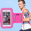 Universal 5 5 Mobile Phone Sweatproof Waterproof Jogging Running Arm Band Holder Case for iPhone4 5S