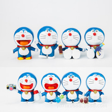 Doraemon A Dream Doraemon 3rd generation 8 hundred towers bouquet cake decoration doll doll ornaments