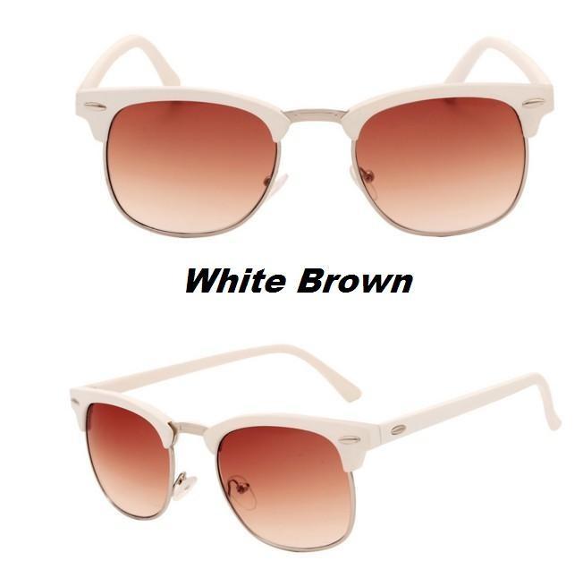 White Brown