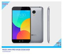 Original Meizu MX4 Pro 4G FDD Mobile Phone 20.7MP Octa Core 32GB IPS Android 4.4 O OTG NFC GPS WCDMA Flyme4.1 with 6 free gift