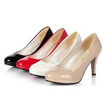 2015 Hot Size 34-40 Comfortable 4 Colors wedding shoes women shoes high heels pumps Women pumps Special Offer women's shoes