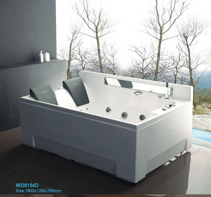 Online buy wholesale whirlpool garden tub from china for Whirlpool garden tub