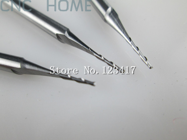 10 pcs/lot 3.175*1.5*4.0mm Micro Grain Ball End Mill, Engraving Bits, Carbide Milling Tools, Wood Router Bits,Acryl,Resin,Metal(China (Mainland))