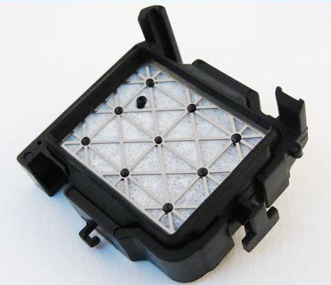 4 pcs Mimaki mutoh eco solvent printer dx5 head cap top(China (Mainland))