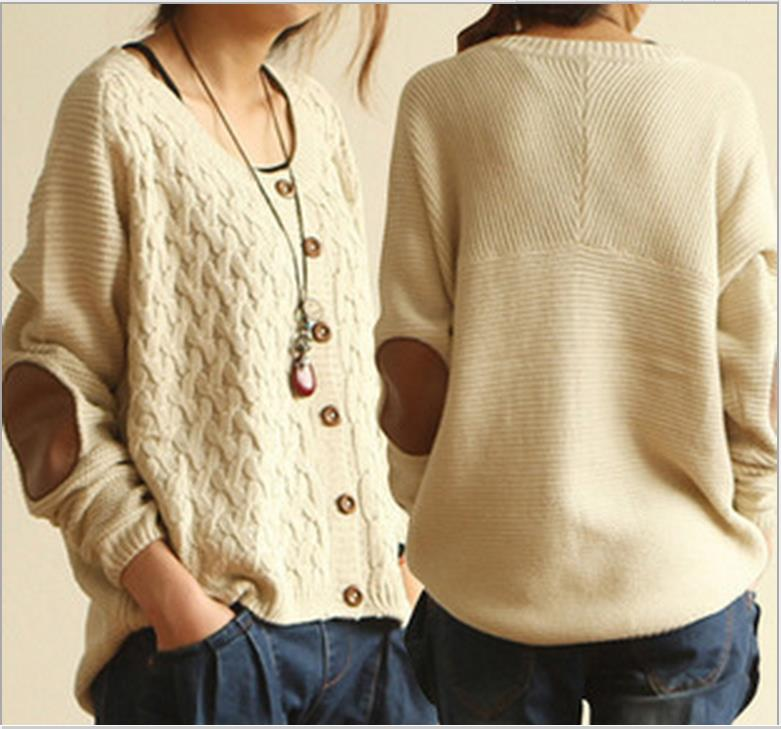 Sweaters open stitch women s clothing ms autumn