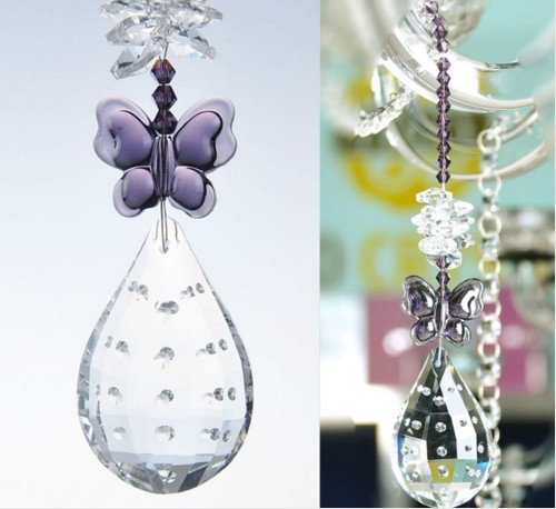 5pcs/lot Crystal Handwork Chain Prisms Chandelier Pendant Curtain Wedding Hanging Chains For Home Decoration<br><br>Aliexpress