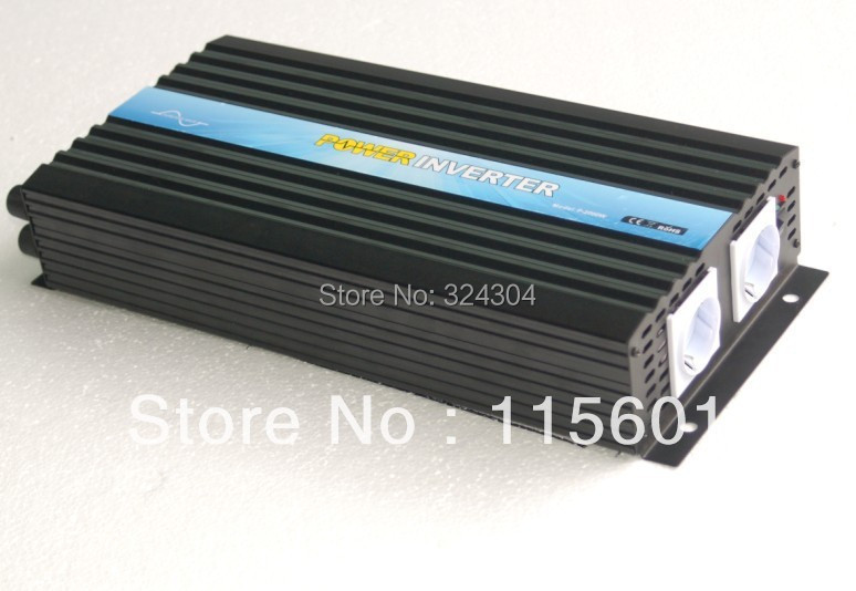 Factory Selling 2.5KW Solar Controller Inverter For PV System Inverter CE ROHS Approved, One Year Warranty(China (Mainland))