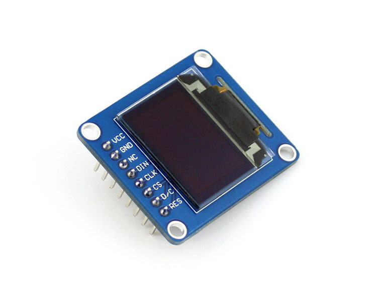 0.95inch OLED Module RGB Color 65K Coloreful 96*64 Pixel SPI Interface Straight/vertical Pinheader with Chip Driver SSD1331(China (Mainland))