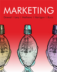 [Test Bank] Marketing 1st Australian Edition by Grewal(China (Mainland))