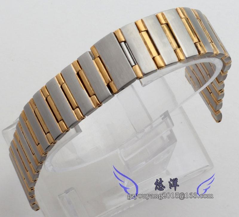 Нержавеющая сталь ремешок для созвездие серии твердый браслет 22 мм между мужчин и женщин