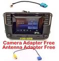 Car Bluetooth Radio High Version MIB RCD510 RCN210 RCD330 RCD330G For Golf 5 6 Jetta CC