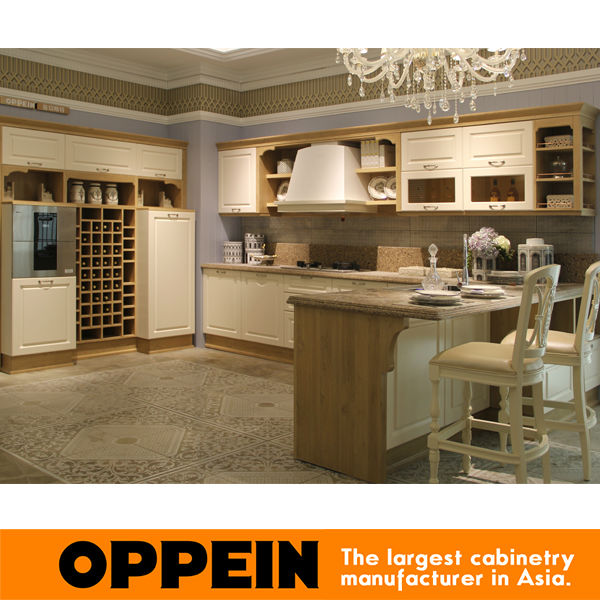 kitchen cabinet customer made kitchen cabinetry kitchen linen free design Blum Hardware kitchen cabinet OP16-121(China (Mainland))