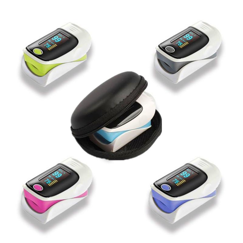 CE portable digital oximetro de pulso de dedo pulsioximetro pulse oximeter finger medical equipment(China (Mainland))