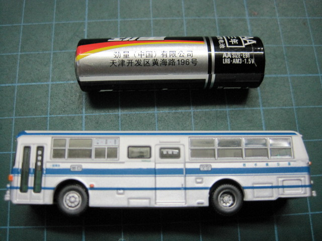 15 missile mini Bus Model Free shipping(China (Mainland))