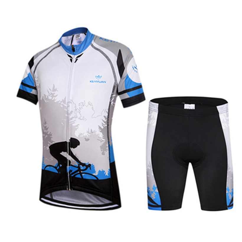 2016 Children Kids Cycling Bike Clothing Riding Summer Cycling Jersey Shorts Gel Padded Road Bicycle Sportwear Jersey Ciclismo(China (Mainland))
