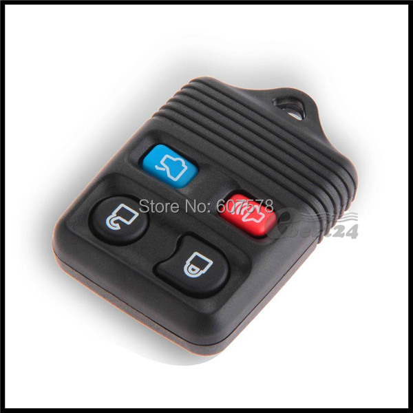 4pcs lot Replacement Keyless Entry Remote Key Fob Shell Case 4 Button for Escort