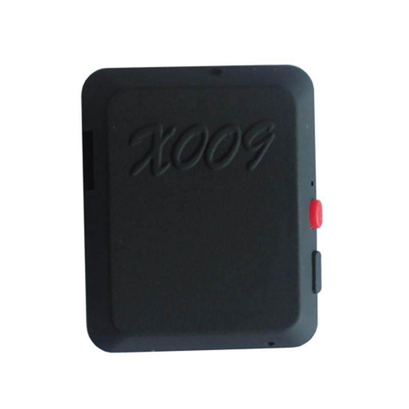 New high quality X009 Mini Camera Video Recorder SOS GPS DV GSM Camera 850/900/1800/1900MHz Mini Camcorders #JAN-85(China (Mainland))