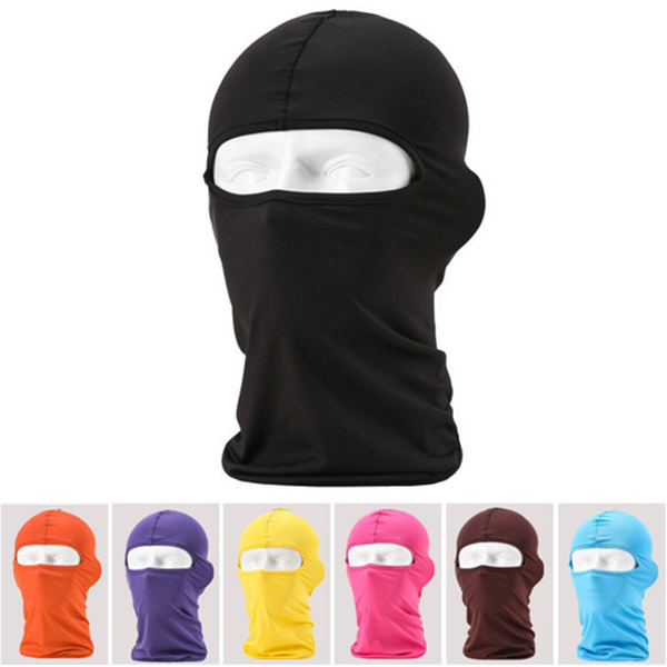 Cycling Motorcycle Balaclava Headwear Ski Neck Protecting Outdoor Full Face Mask