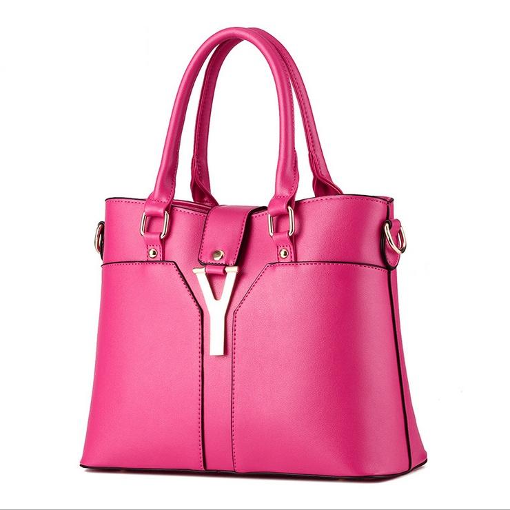 2016 New Fashion Famous High quality handbags women messenger bags Pu leather shoulder bags hot selling women bag 70(China (Mainland))