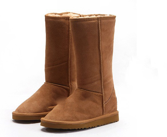 Classical Snow Boots 2015 Winter Woman Classical High Leg Warm Winter Footwear Boots 2color(China (Mainland))