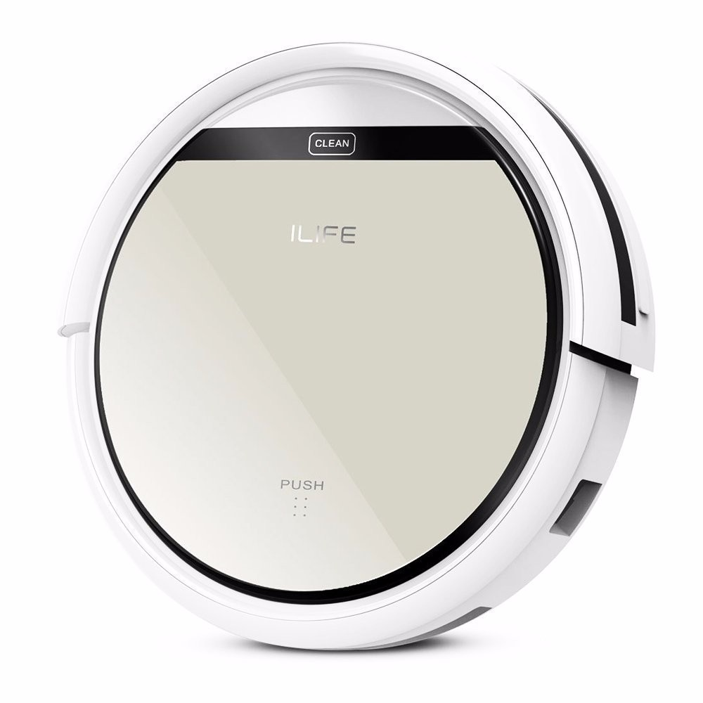 FREE SHIPPING ILIFE V5 Robot Vacuum Cleaner Smart Sweeping Auto Charge HEPA Filter Sensor Remote Controlled Automatic ASPIRADOR(China (Mainland))