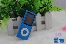 Fashion 5th Gen Slim 1.8 LCD Screen touch button real 16GB MP4 Player with camera FM Radio Video Music mp3 mp4 Player