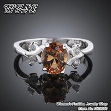 Perfect 925 Sterling Silver Inlaid Stone Fashion CZ Diamond Rings For Women Classic Ruby ring fine