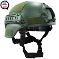 Military Helmet Ach Mich 2000 Airsoft Accessories Army Fast Tactical Helmets Paintball Wargame ABS Plastic Head