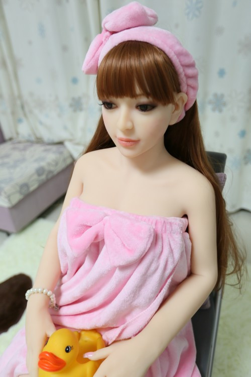 135cm new style full body silicone sex doll for men