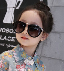 Fashion Kids Sunglasses 2016 Brand Designer Kids Children Polarized Sunglasses Boys Girls UV400 gafas Oculos De Sol XA-AFK048